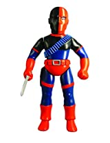 Medicom DC Hero: Deathstroke Sofubi Action Figure