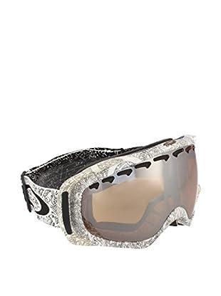 Oakley Máscara de Esquí Crowbar Blanco / Gris