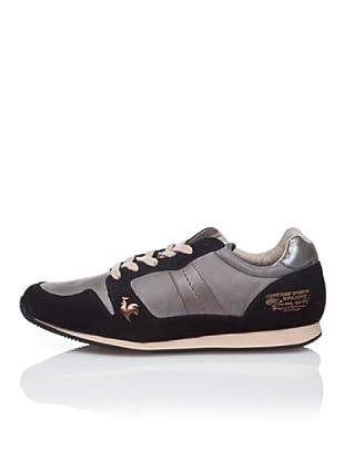 Le Coq Sportif Zapatillas Casual Lifestyle Sablons (Gris / Negro)