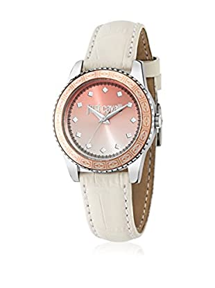 Just Cavalli Quarzuhr Woman Just Sunset weiß 42.4x36 mm