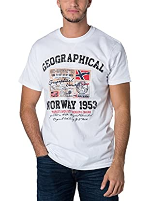 GEOGRAPHICAL NORWAY Camiseta Manga Corta Snht