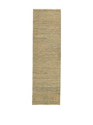 Design Community By Loomier Teppich Bamiyan ecru 86 x 288 cm