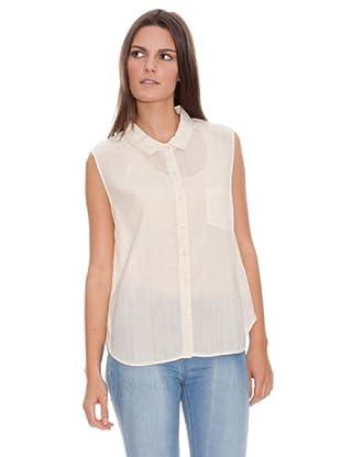 American Vintage Camisa California (marfil)
