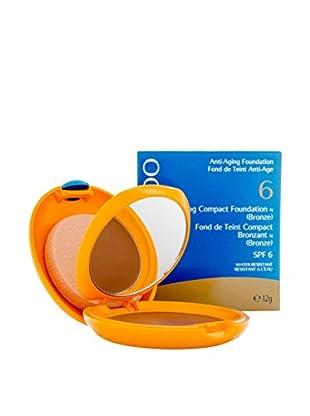 Shiseido Compact Foundation Tanning Bronze 6 SPF  12 g, Preis/100 gr: 224.91 EUR