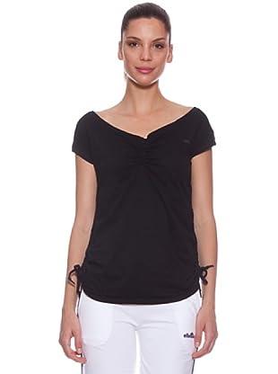 Ellese Camiseta Manga Corta Cisa (Negro)