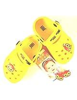 Mee Mee - Baby Crocks Yellow(Size-19)