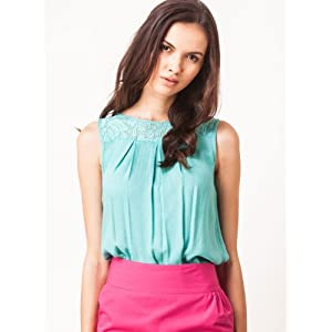 Bow Back Trapeze Top