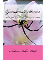 Grandma's Stories: The Spider,lulu the Fish and the Girl on the Tree: 6