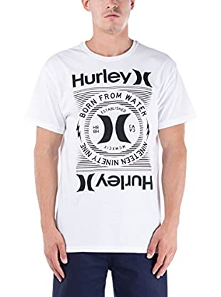 Hurley T-Shirt Manica Corta Flip Out Tee