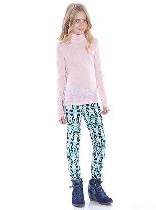 Custo Camiseta Blondy Uno (Rosa)
