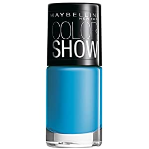 Maybelline Color Show Nail Enamel, Shocking Seas
