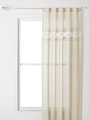 Pom Pom at Home Curtain Panel Amelie LV, Natural