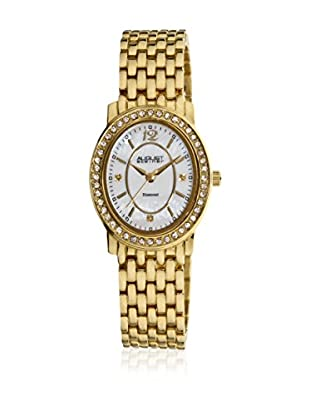 August Steiner Reloj de cuarzo Woman AS8043YG Dorado 30 mm