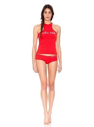 Mala Mujer Conjunto Afrodita (Rojo)