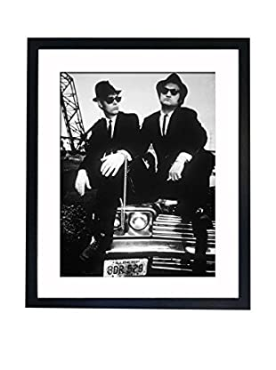 Mazali - Culture Décor Wandbild Blues Brothers