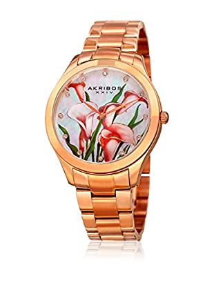 Akribos XXIV Reloj de cuarzo Woman 42 mm