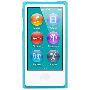 最新モデル 第7世代 Apple iPod nano 16GB