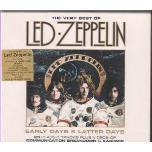 Led Zeppelin Early Days & Latter Days