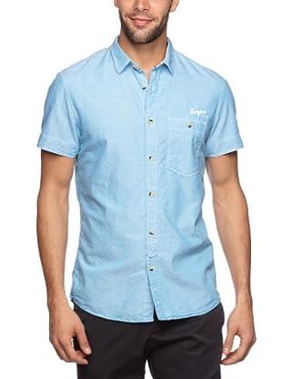 Tom Tailor Camisa Capaccio (Azulón)