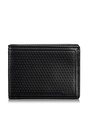 TUMI Bowery Double Billfold, Black