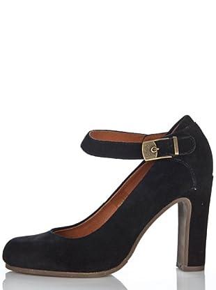 Scholl Zapatos Timese (Negro)