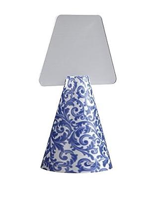 Emporium Tischlampe blau