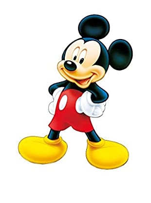 ArtopWeb Panel de Madera Disney Mickey Mouse