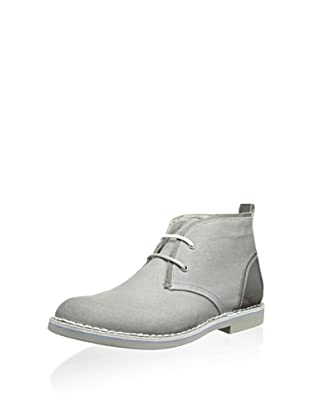 Marc New York Men's Stanton Boot (Lead/Light Grey Suede)