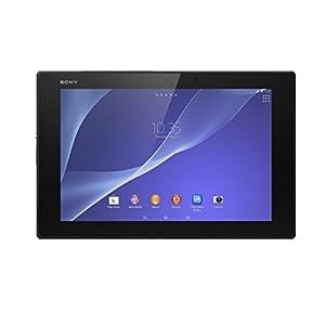 Sony Xperia Z2 10.1 inch Tablet (Black) - (Qualcomm 2.3GHz, 3GB RAM, 32GB Memory, Google Android 4.4)