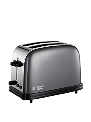 RUSSELL HOBBS Tostadora Colours Storm Grey  1100 W