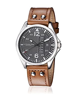 Stührling Original Reloj con movimiento cuarzo japonés Aviator 699 699.02  44 mm