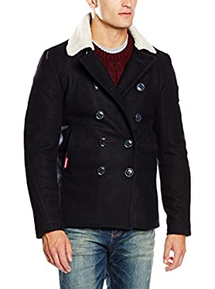 Superdry Giacca Rookie Sherpa Peacoat