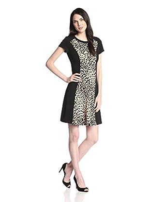 Sandra Darren Women's Animal Print Dress