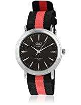Q752J322Y Two Tone/Black Analog Watch