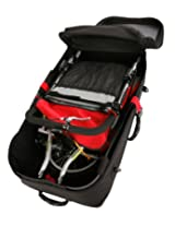 Bob Single Stroller Travel Bag Black