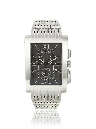 Gucci Men's YA086309 The G Metro Black Stainless Steel Watch