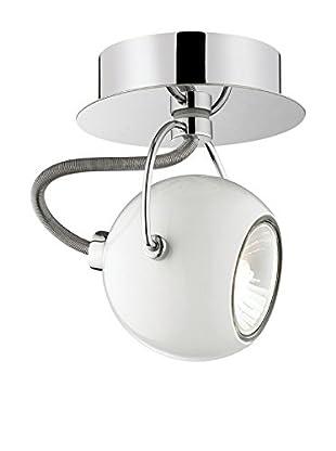 EVERGREEN LIGHTS Lámpara de Pared/Techo LUNARE AP1 Blanco