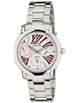 Seiko Criteria Chronograph White Dial Women's Watch - SNT877P1