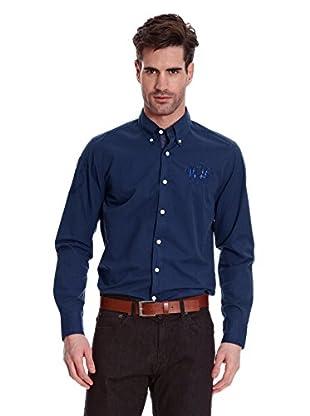 La Martina Camisa Hombre (Azul Marino)