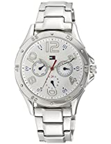 Tommy Hilfiger Analog White Dial Women's Watch - TH1781170J