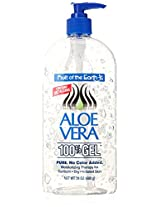 Fruit of the Earth Aloe Vera 100% Gel, 24 oz (680 g)