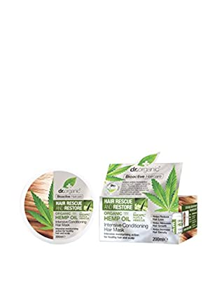 Dr Organic Maschera Capelli Hemp Oil 200 ml