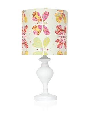 Nova Freshcut Lamp, Pink