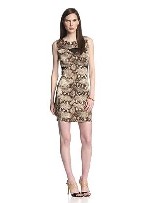 W118 by Walter Baker Women's Drake Dress (Snake)