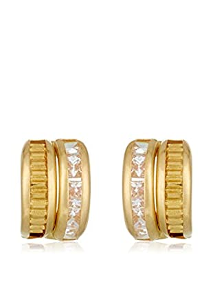 Gold & Diamonds Ohrringe 18 Karat (750) Gelbgold