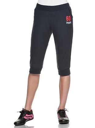 Lonsdale Pantalone 3/4 Benfieldside (Blu Navy)
