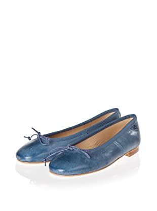 Otto Kern Ballerinas (Jeansblau)