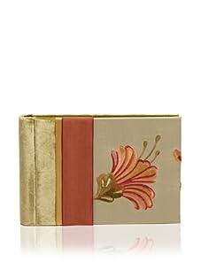 Molly West Aqua Blossom-Brag Book, Aqua