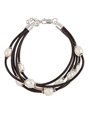 My Silver Pulsera Fashion Perla