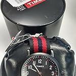 Timex Analog Black dial unisex watch